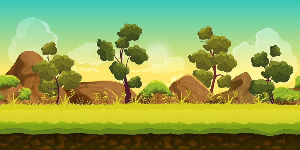 Forest Backgrounds Pack.