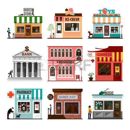 279,093 Bank Stock Vector Illustration And Royalty Free Bank Clipart.