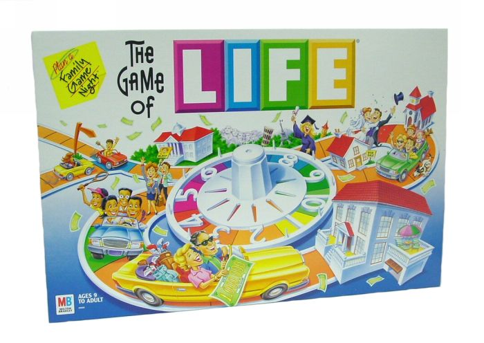 Our Bankruptcy Blog The Game Of Life #oYhO2K.