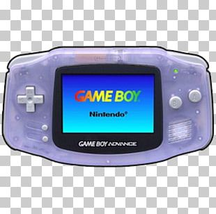 Nintendo Game Boy Advance PNG Images, Nintendo Game Boy Advance.