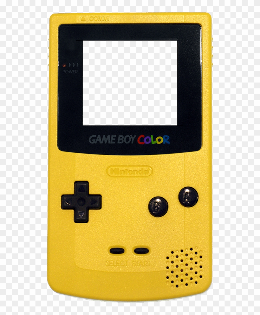 Bezel Nintendo Game Boy Color (full Device).