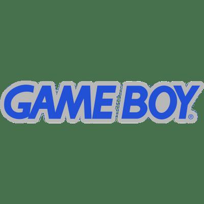 Nintendo Game Boy Logo transparent PNG.