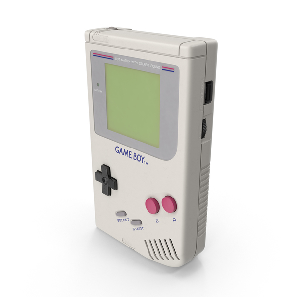Nintendo Game Boy PNG Images & PSDs for Download.