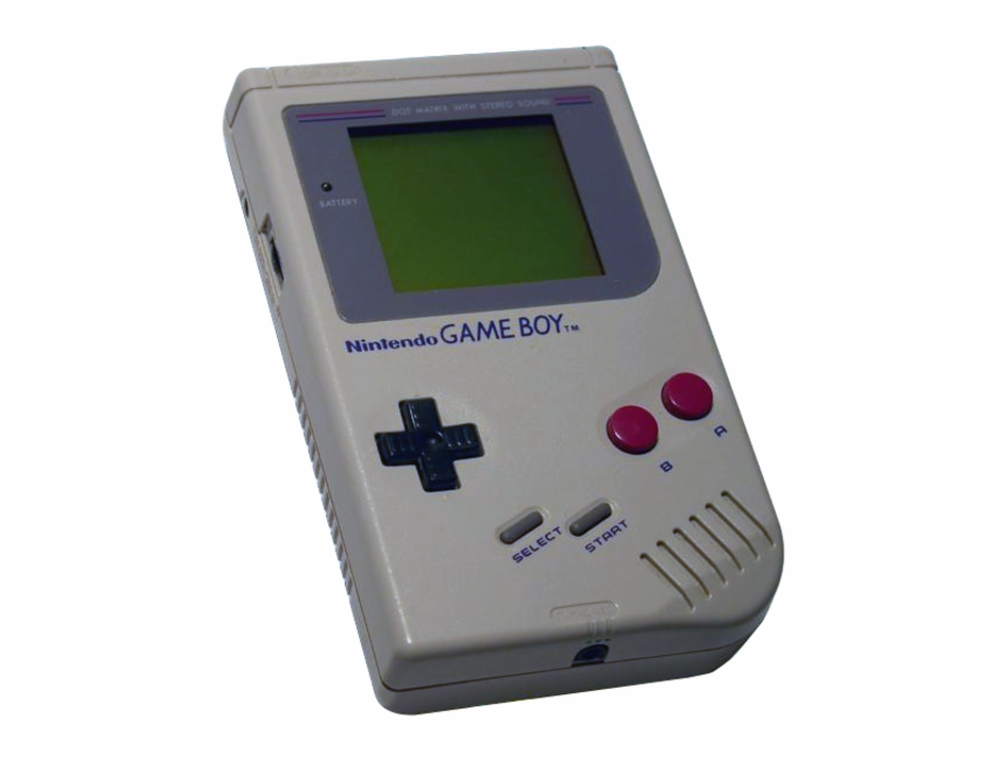 Gameboy Png.