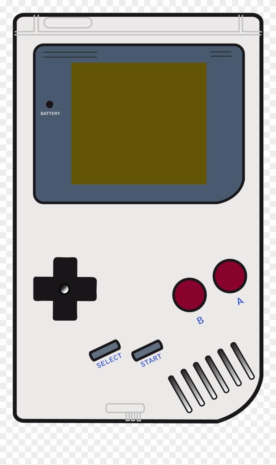 Game Boy Png.