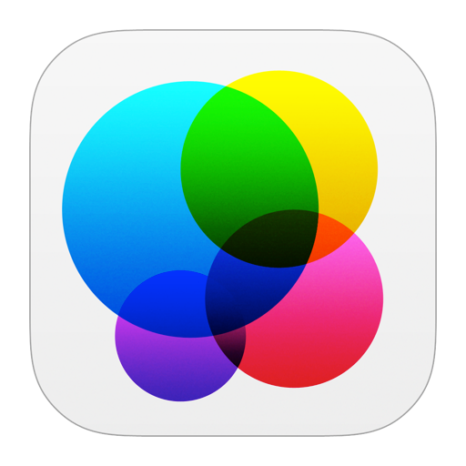Game Center Icon PNG Image.