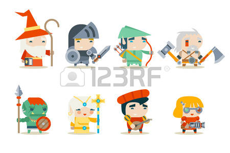 1,189,594 Characters Stock Vector Illustration And Royalty Free.