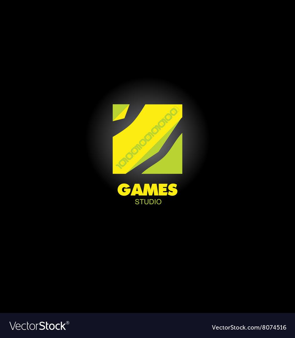 Game app logo.