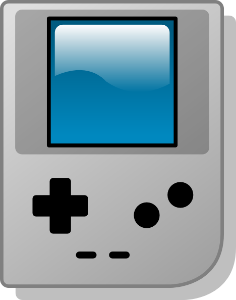 Game Console Clip Art at Clker.com.