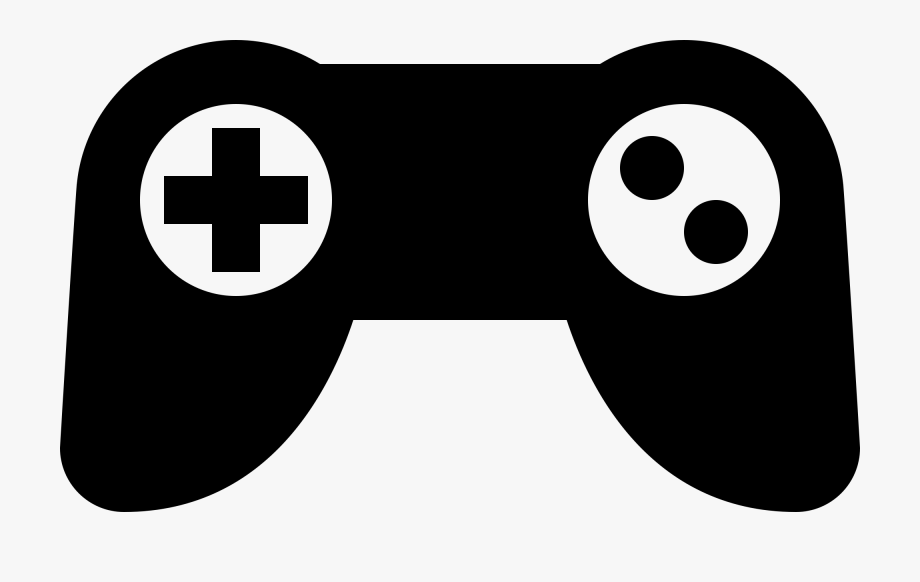 Video Game Clipart Game Control.