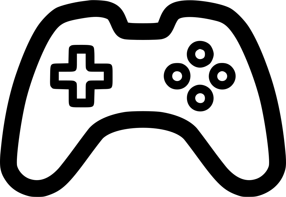 Game Controller Pad Videogame Svg Png Icon Free Download (#548923.