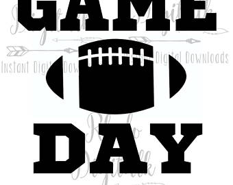 Game day clipart 2 » Clipart Station.