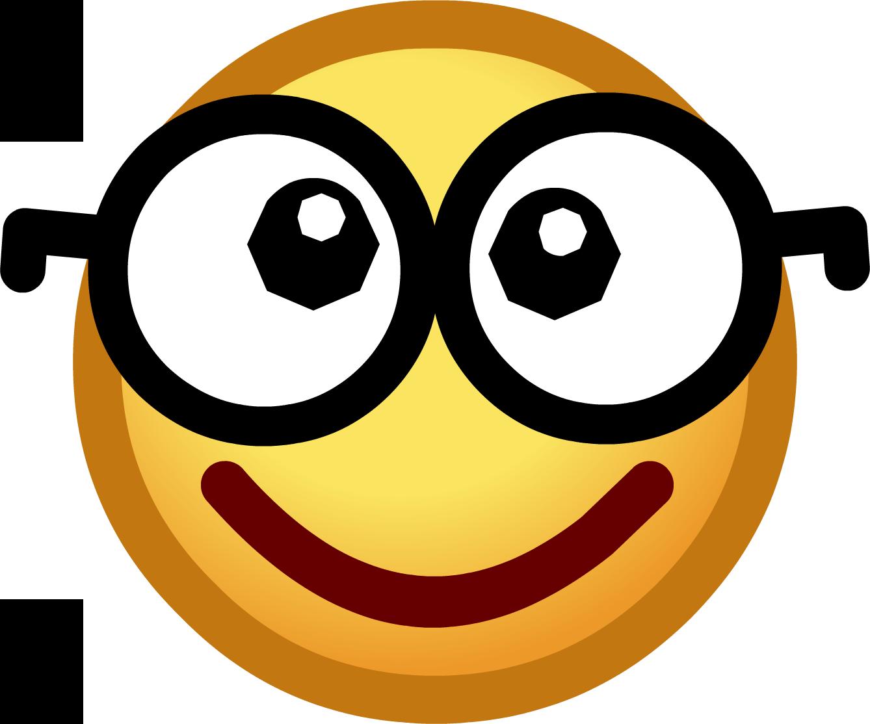 Club Penguin Emoticon Smiley Face Video game.