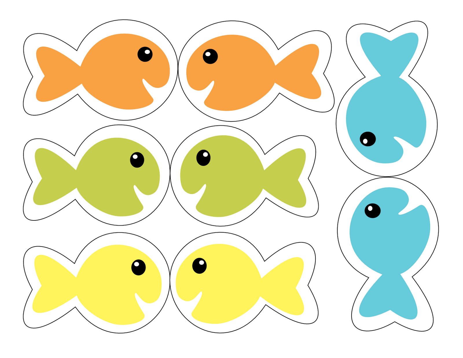 Go Fish Game Template.