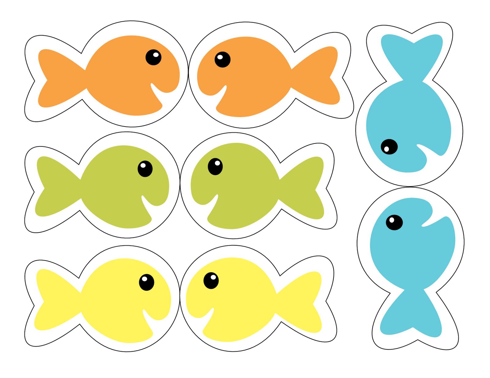 Pecez Para Imprimir: Game Fish Clipart