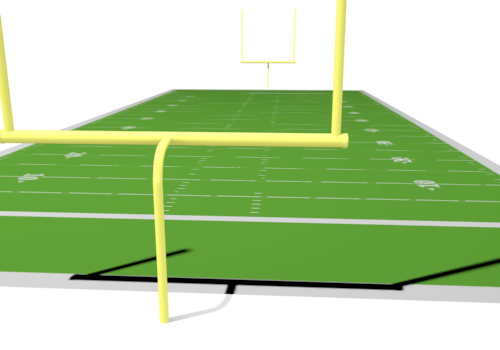 Football Goal Post Clipart.