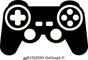 Game Controller Clipart & Free Game Controller Clipart.png.