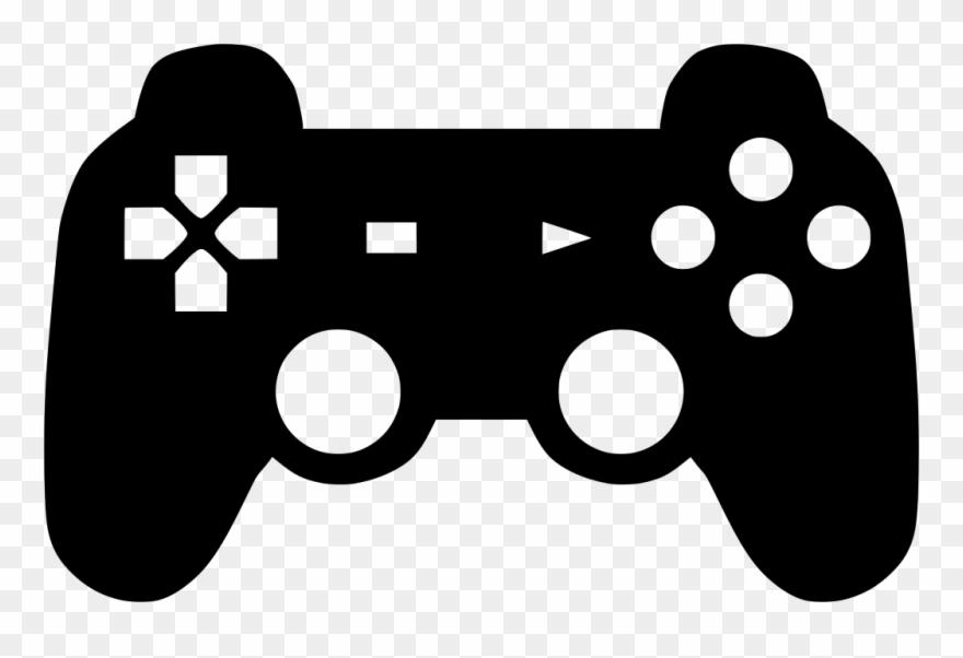 Vector Clip Games Game Controller.