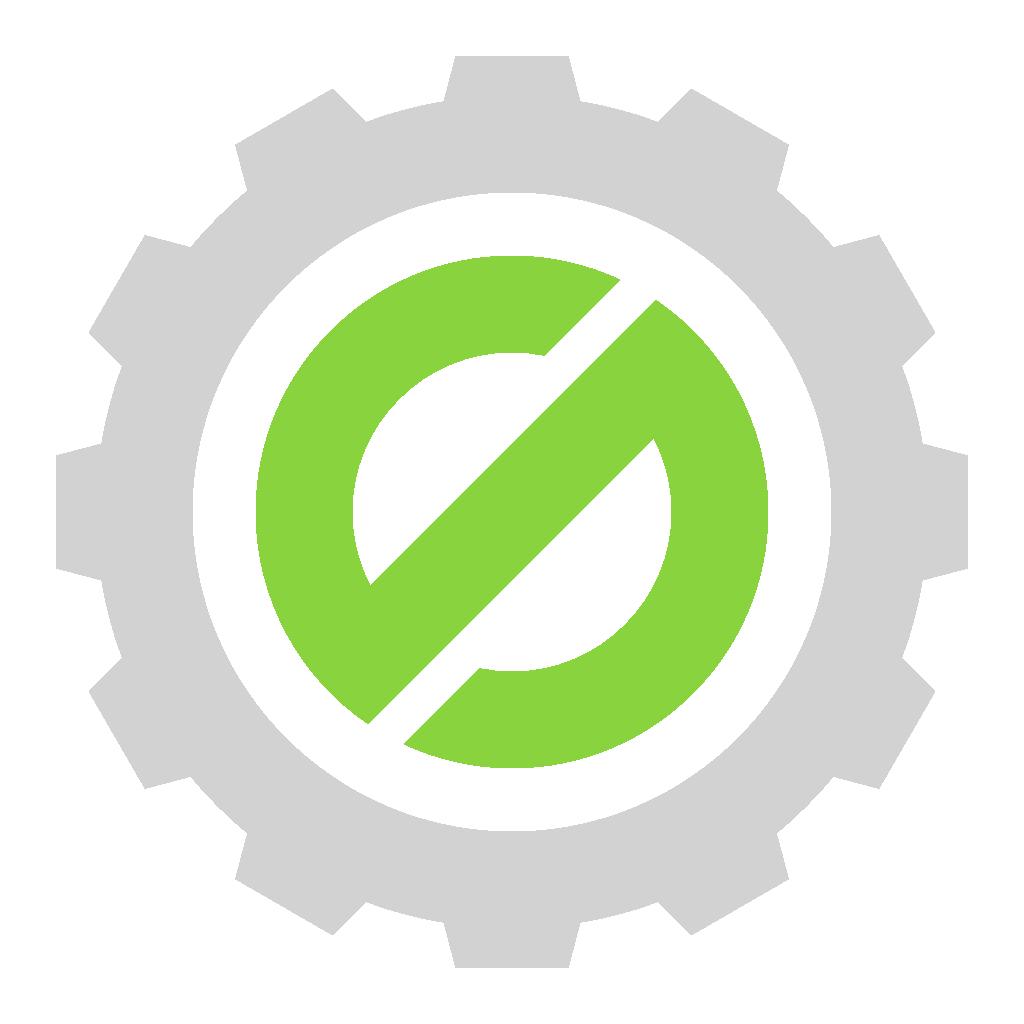 Vector: GameMaker: Studio logo in Windows 8 style.