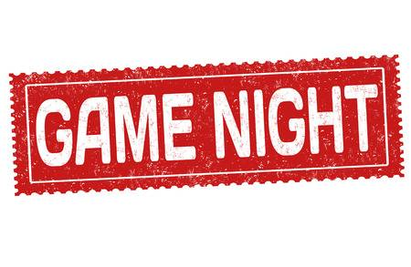10,265 Game Night Cliparts, Stock Vector And Royalty Free Game Night.