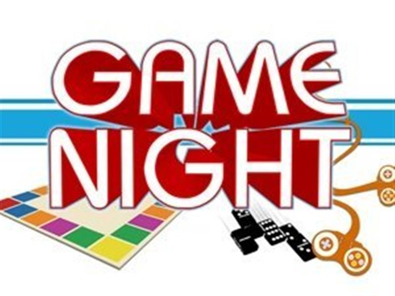 Game Night Clipart.