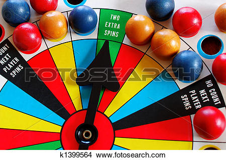 Stock Photo of Game of Chance k1399564.