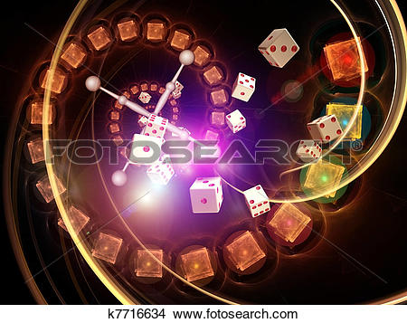 Drawings of Game of Chance k7716634.