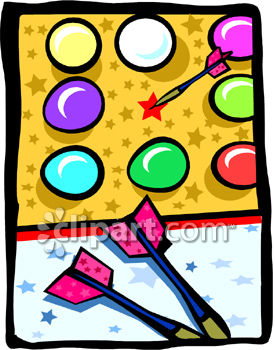 Game Of Darts Clipart Clipground