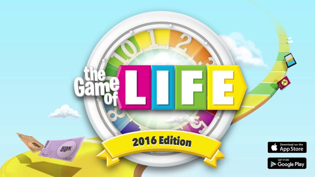 THE GAME OF LIFE: 2016 Edition (iOS/Android).