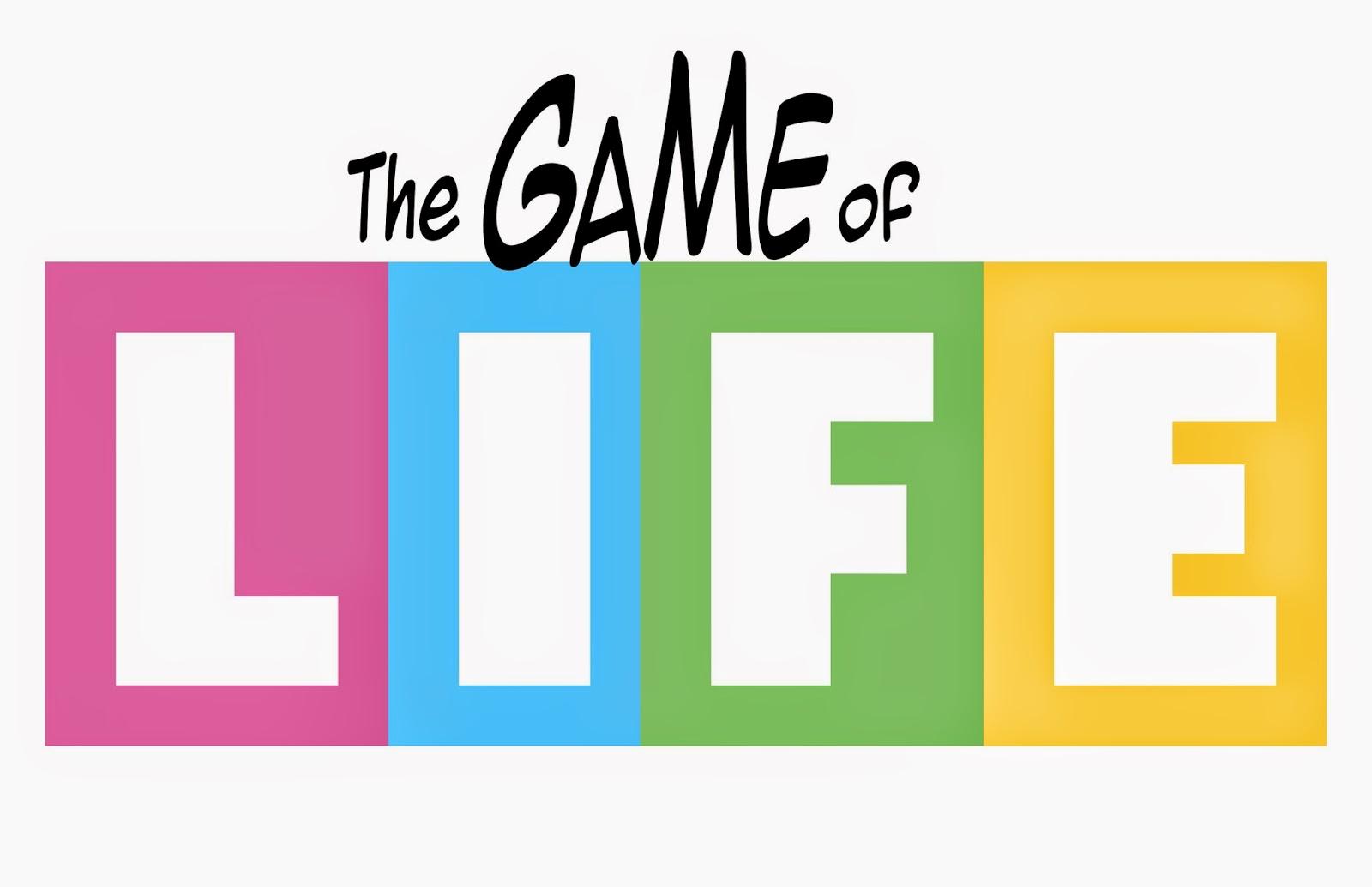 Game of life Logos.