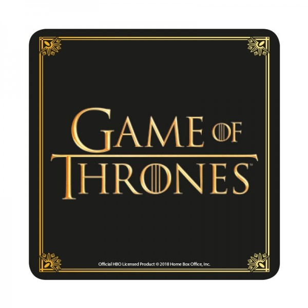 Coaster Game of Thrones.