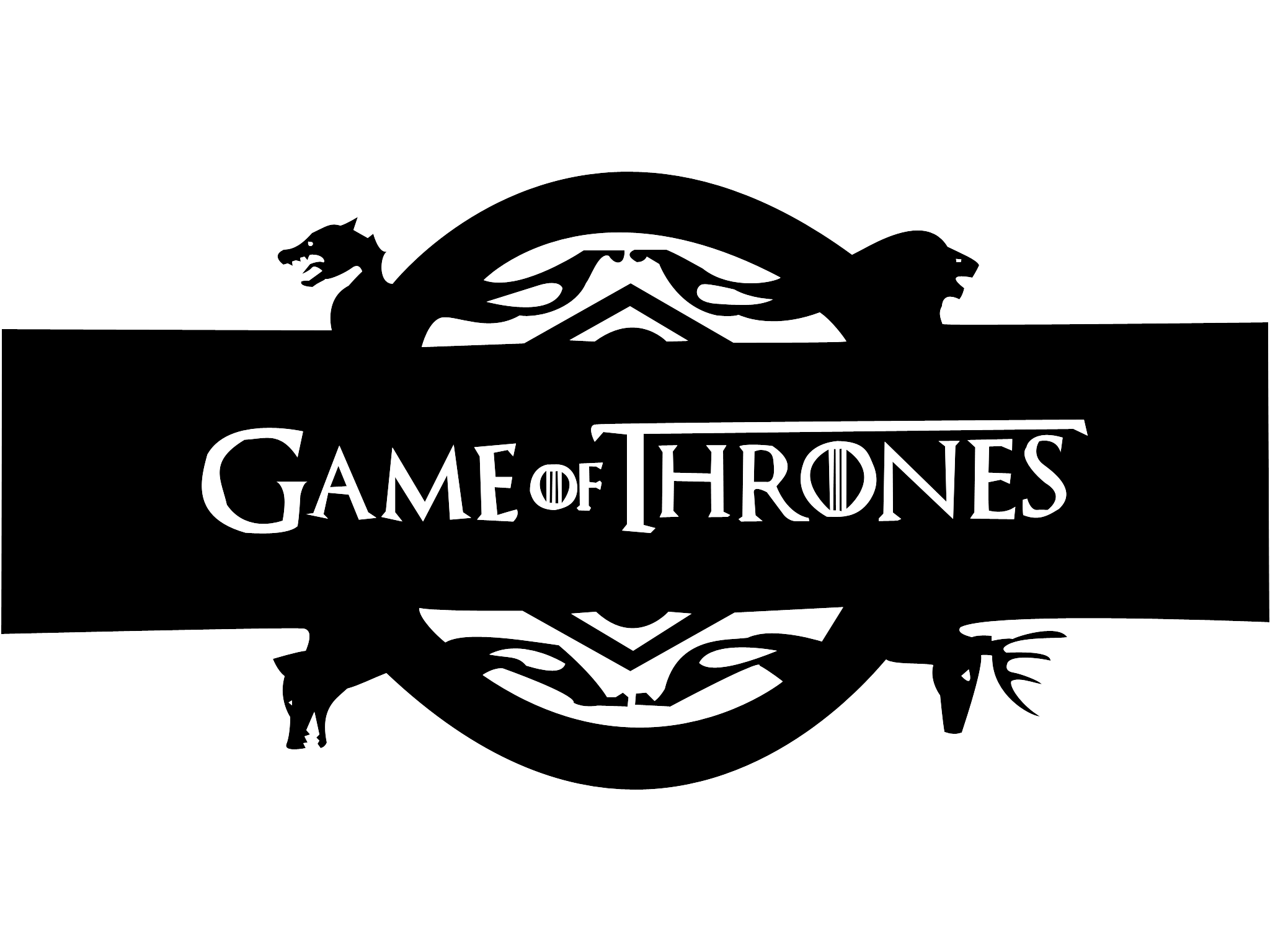 game of thrones stencil.