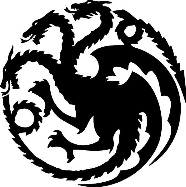 Game of thrones dragon clipart 4 » Clipart Portal.
