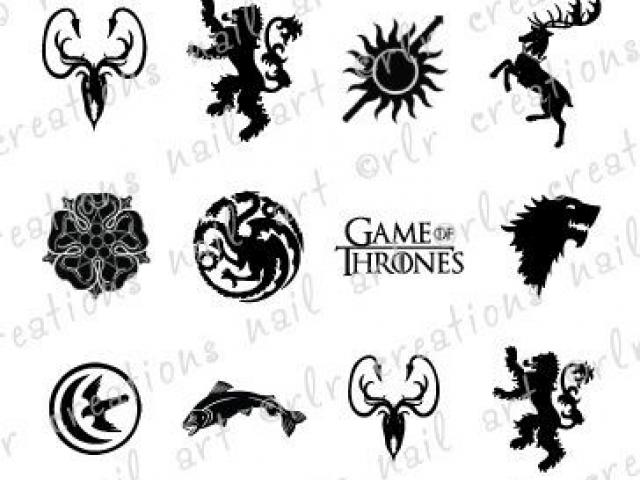 Free Game Of Thrones Clipart, Download Free Clip Art on Owips.com.