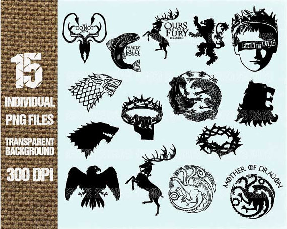 Hbo Game Of Thrones Clipart, Free Download Clipart And.