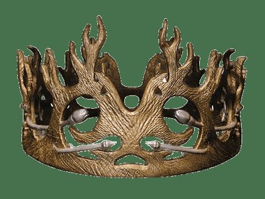 Game Of Thrones Joffrey Baratheon Crown transparent PNG.
