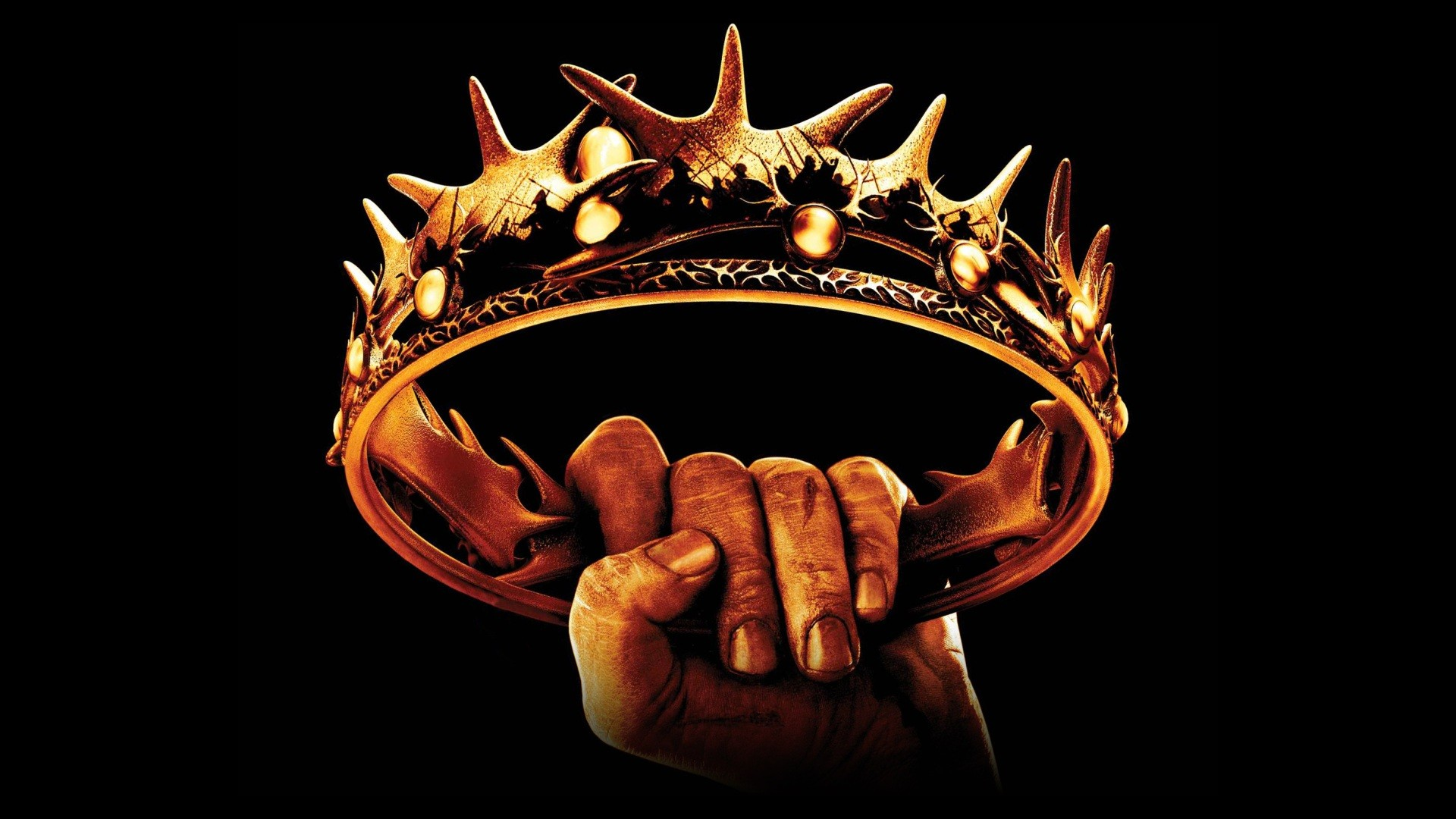Wallpapers :: hands, gold, Game of Thrones, Kings, crown.