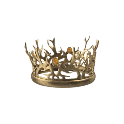 Game Of Thrones Crown transparent PNG.