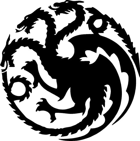 Game Of Thrones Dragon Clipart Transparent Png.