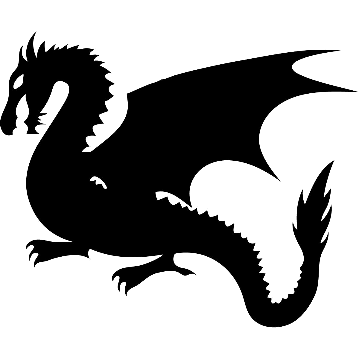 Game Of Thrones Dragon Clipart Transparent Png 2.
