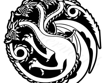 Game of thrones dragon clipart 3 » Clipart Station.