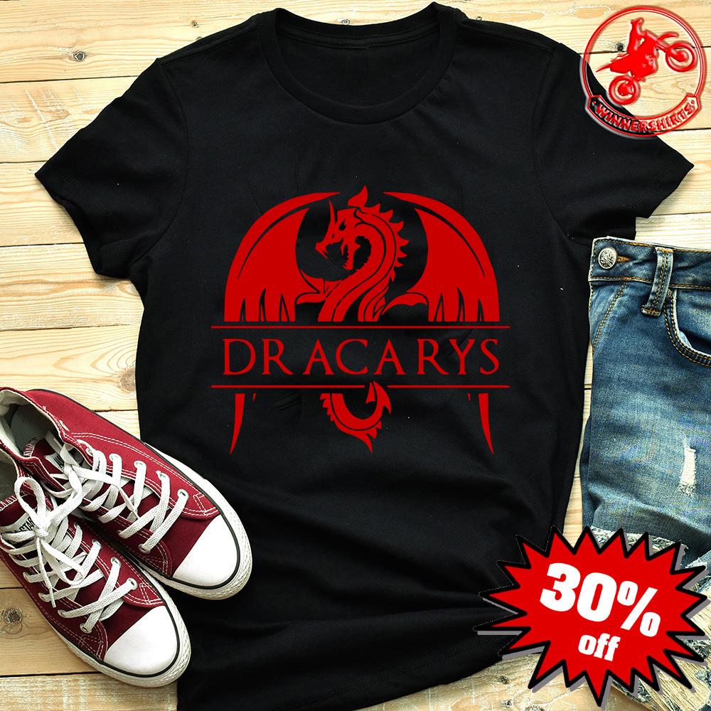 Game Of Thrones Dracarys Dragon Logo shirt, sweatshirt, hoodie.