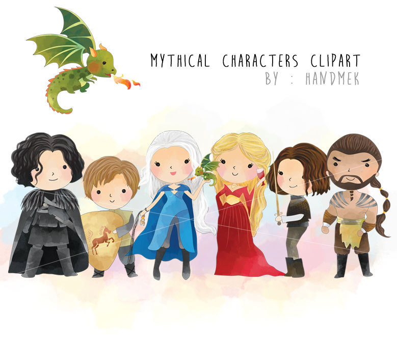 236 Game Of Thrones free clipart.