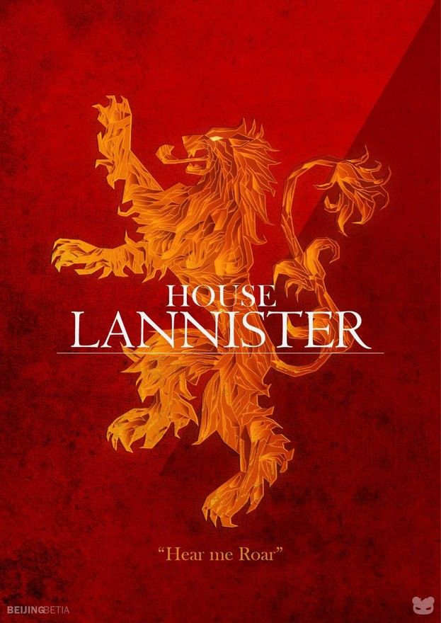 17 Best images about • House Lannister • on Pinterest.