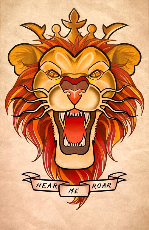 House Lannister: Hear Me Roar.