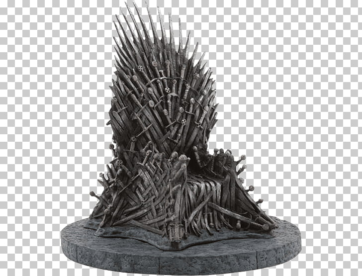 Daenerys Targaryen Iron Throne Game of Thrones Statue, Game.