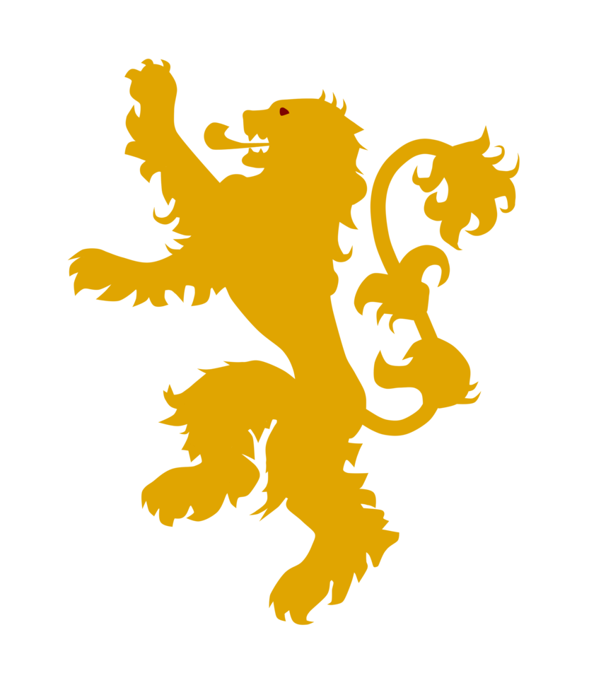 Lannister Lion by Imalune on DeviantArt.