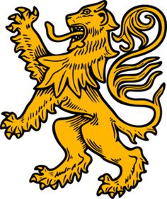 Game Of Thrones Lion Clipart.