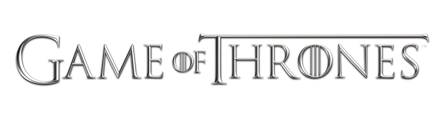 Game Of Thrones Logo PNG Transparent Game Of Thrones Logo.PNG Images.