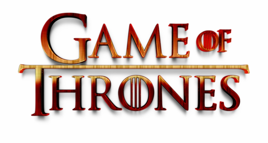 Game Of Thrones Logo Game Of Thrones Logo Png Image.
